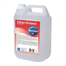 DESENGRAXANTE CLEAN GREASE 5 LT 1023 BECKER