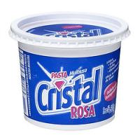 PASTA CRISTAL ROSA 500 GR
