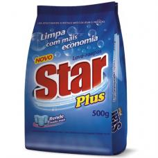 SABAO EM PÓ 500 GR STAR PLUS
