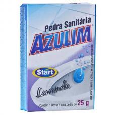 PEDRA SANITÁRIA LAVANDA AZULIM 25G