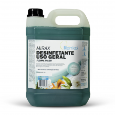 DESINFETANTE ALTA DILU FLORAL TALCO  MIRAX 5LT