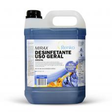 DESINFETANTE ALTA DILUICAO CRISTAL MIRAX 5LT