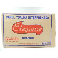 PAPEL TOAL 1000 FL 20X21 ECONOMY ELEGANCE BR
