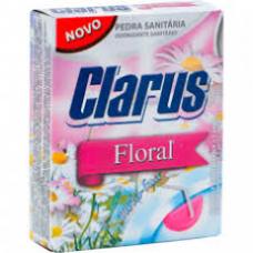 PEDRA SANITÁRIA CLARUS FLORAL 30G