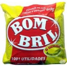 ESPONJA DE AÇO BOMBRIL C/8