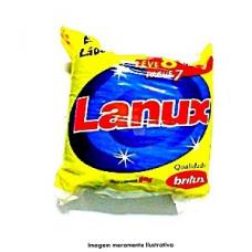 ESPONJA DE ACO LANUX ECON.C/4