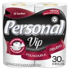 PAPEL HIGIÊNICO 30M PERSONAL FOLHA DUPLA PACT/4