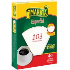 FILTRO DE PAPEL MARATA Nº 103