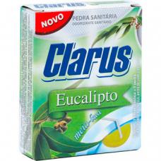 PEDRA SANITÁRIA CLARUS EUCALIPTO 30G