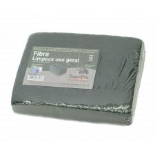 ESPONJA FIBRA LIMPEZA GERAL 102X260MM