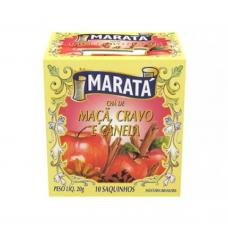 CHÁ DE MACA/CRAVO/CANELA CAIXA 10 UNIDADES