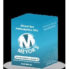 ALCOOL GEL 70 800ML REFIL ANT-SEPT MEYORS