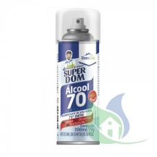 ALCOOL 70 AER  DOMLINE 300ML/170G