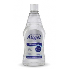 ALCOOL GEL 70º 500 ML ANTI SEPTICO ITAJA