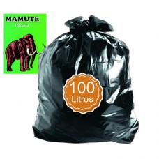 SACO P/LIXO 100LT 8 MICRAS MAMUTE