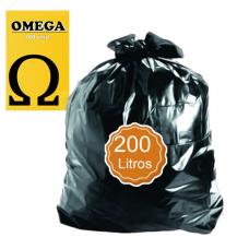 SACO P/LIXO 200LT 6 MICRAS OMEGA