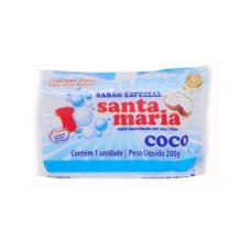 SABAO EM BARRA COCO 200GR STA MARIA