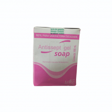SABONETE REFIL ANTISSEPT GEL SOAP TRILHA 800ML