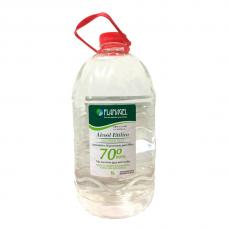 ALCOOL LIQ 70 ANT-SEPT FLAMAGEL 5LT