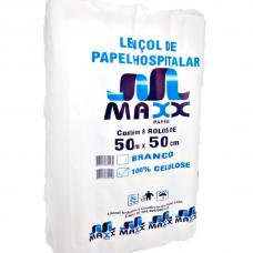 LENÇOL DE PAPEL 50X50 100% UNIDADE